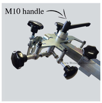 SMALL micro registration – M10 handle example