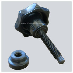 M10 knob for side and back clamps (M10x55)