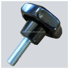 M10 knob – Silk screen position – SMALL series