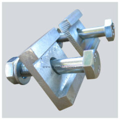Fitting kit – Side clamps