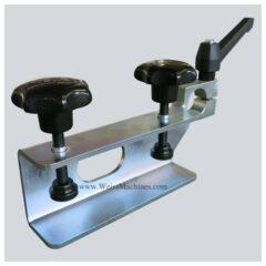 Single side clamp – Left side