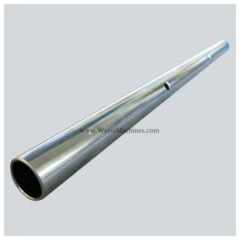 Standard side clamp tube without fittings