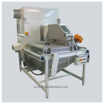 WPA110/150-SL - Powder scattering machine