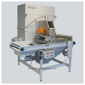 WPA54/180-SR - Powder scattering machine