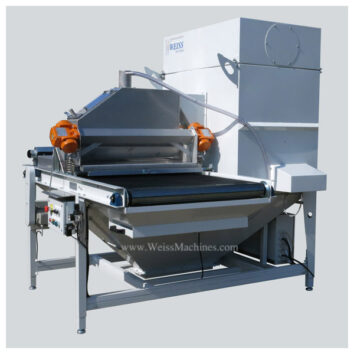 WPA80/180-SL - Powder scattering machine